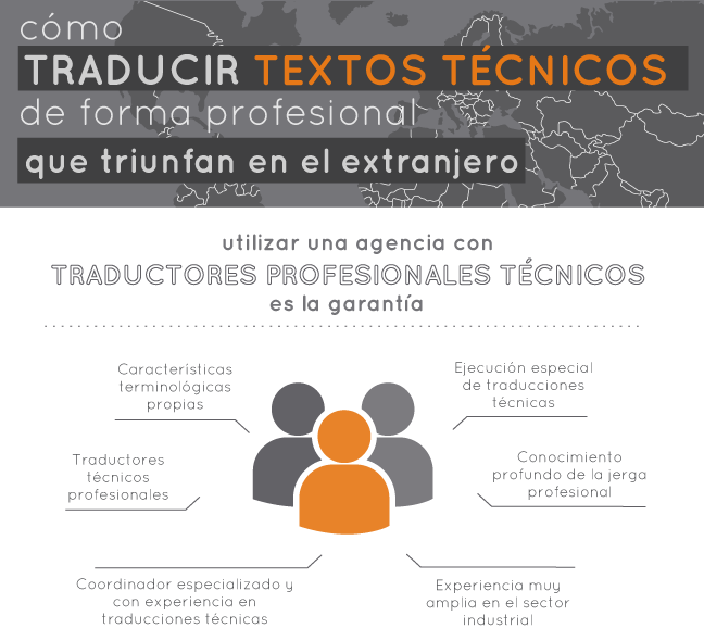 traductor técnico manuales profesionales